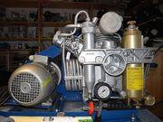 Bauer Kompressor Tauchkompressor
