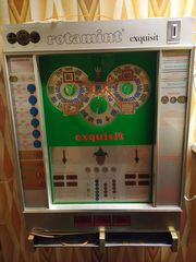 Spielautomat Rotamint exquisit