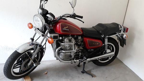 Oldtimer Motorrad zu verkaufen