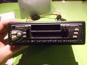 Autoradio JVC mit Cassette und