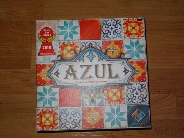 Ein Spiel AZUL von2018
