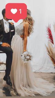 Abendkleid Verlobungskleid