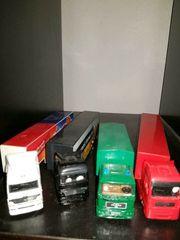 Modell Autos Lastwagen