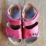 Waldviertler Sandalen Größe 30
