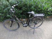 Ebike Mittelmotor Bosch E-bike Nabenschaltun