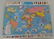 Puzzle - Die Erde