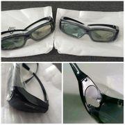 2 Philips 3D-Brillen NEU UNBENUTZT