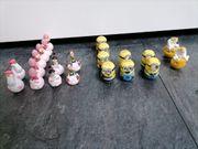 Minion Sammelfiguren von Rewe