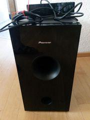 Pioneer Ssp-LX60D 6 Lautsprecher und