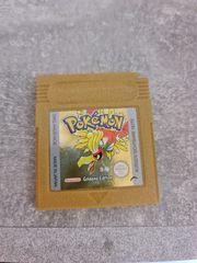 Gameboy Pokemon Gold Deutsch