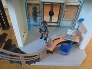 Playmobil Polizei mit Fahrzeug