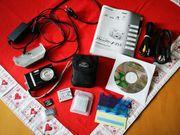Digitalkamera Fujifilm FinePix F455 mit