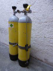 Pressluft-Flasche zu verkaufen