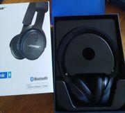 Bose Soundlink Bluetooth Kopfhörer