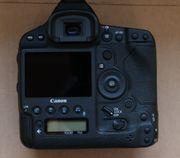 Verkaufe Profi Spiegelreflexkamera Canon EOS