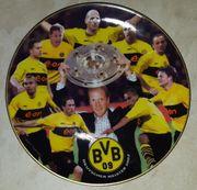 BVB Sammelteller Deutscher Meister 2002
