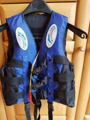 Rettungsweste Schwimmweste Kinder neuwertig mit