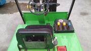 Elektro Gabelstapler 4-Rad Triplexmast mit
