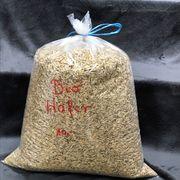 Bio-Hafer gesunde Nahrungsergänzung für Kleintiere