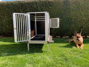 Hundebox für Wohnmobil Transporter etc