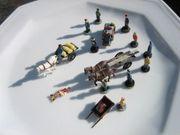 Eisenbahn HO Figuren---Verschiedene ALTE Figuren