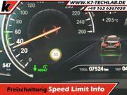 BMW Speed Limit Info SLI