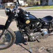 Harley- Davidson Shovelhead
