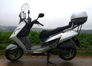 Kymco Yager GT 200i - Schnäppchen