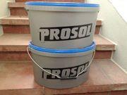 Prosol Silikonharz-Fassadenfarbe hochwertige Qualitäts Fassadenfarben