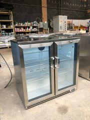 Doppeltüriger Kühlschrank - Gastronomie