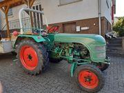 Oldtimer Traktor Kramer KB 25