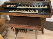 Alte Hammond Orgel