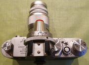 Leica IIf Bj 1955 Fotoapparat