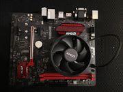 Motherboard mit verbauter CPU