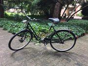nostalgisches Fahrrad