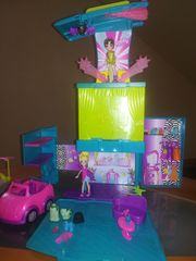 Polly Pocket Garage