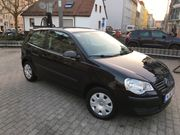 VW Polo in schwarz sehr