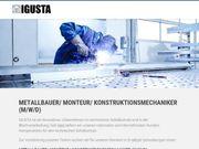 Metallbauer Monteur Konstruktionsmechaniker m w