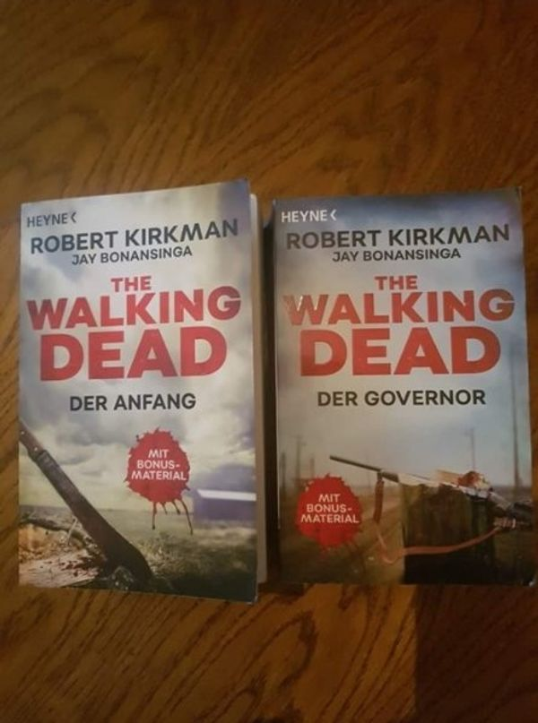 The walking dead Bücher