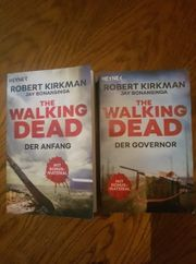 The walking dead Bücher