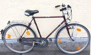 KALKHOFF 5-Gang Herren Cityrad 28