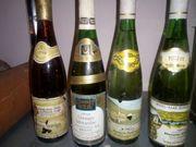 viele alte Weissweine