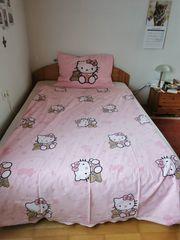 Bettwaesche Hello Kitty 135x200 mit