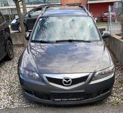 Mazda 6 Tüv bis 7