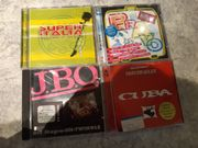 Diverse DVD s und CD