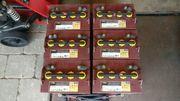 Akku Blei Batterie Trojan T875