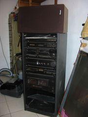 Stereoanlage Tonbandgerät zu verschenken