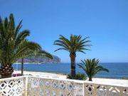 Spanien Ferienhaus 1 Strandreihe in