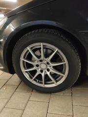 Mercedes Winterreifen - Alufelgen 16Zoll r16 -