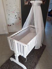 Neues Babybett